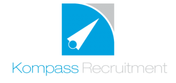 Kompass Recruitment Logo